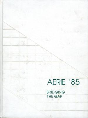 The Aerie, Yearbook of North Texas State University, 1985