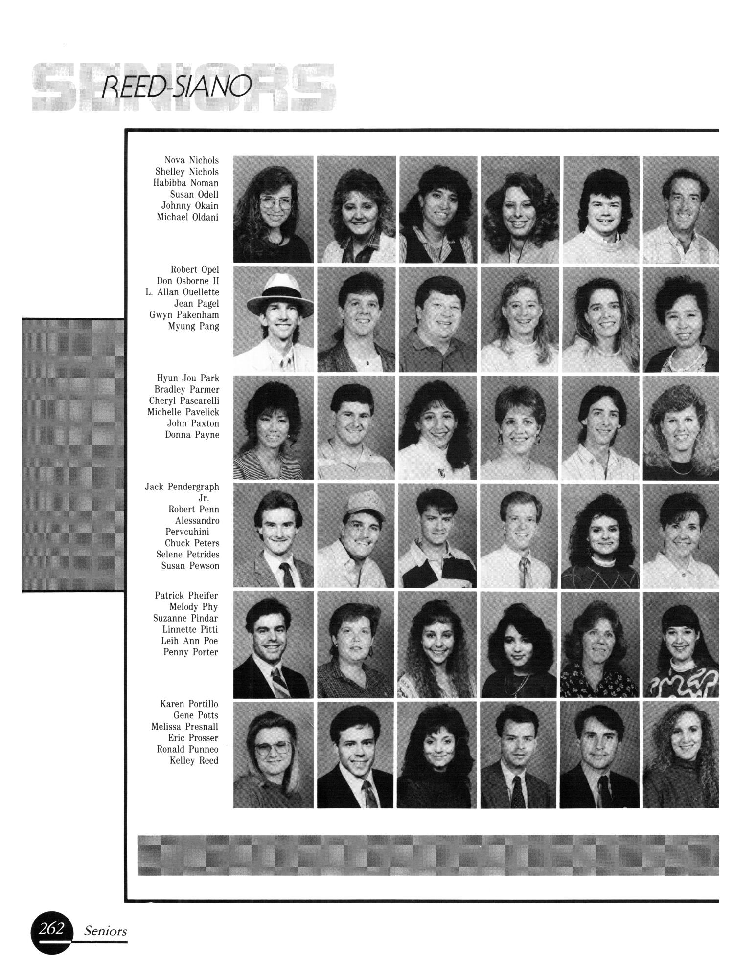 The Aerie, Yearbook of University of North Texas, 1990                                                                                                      263