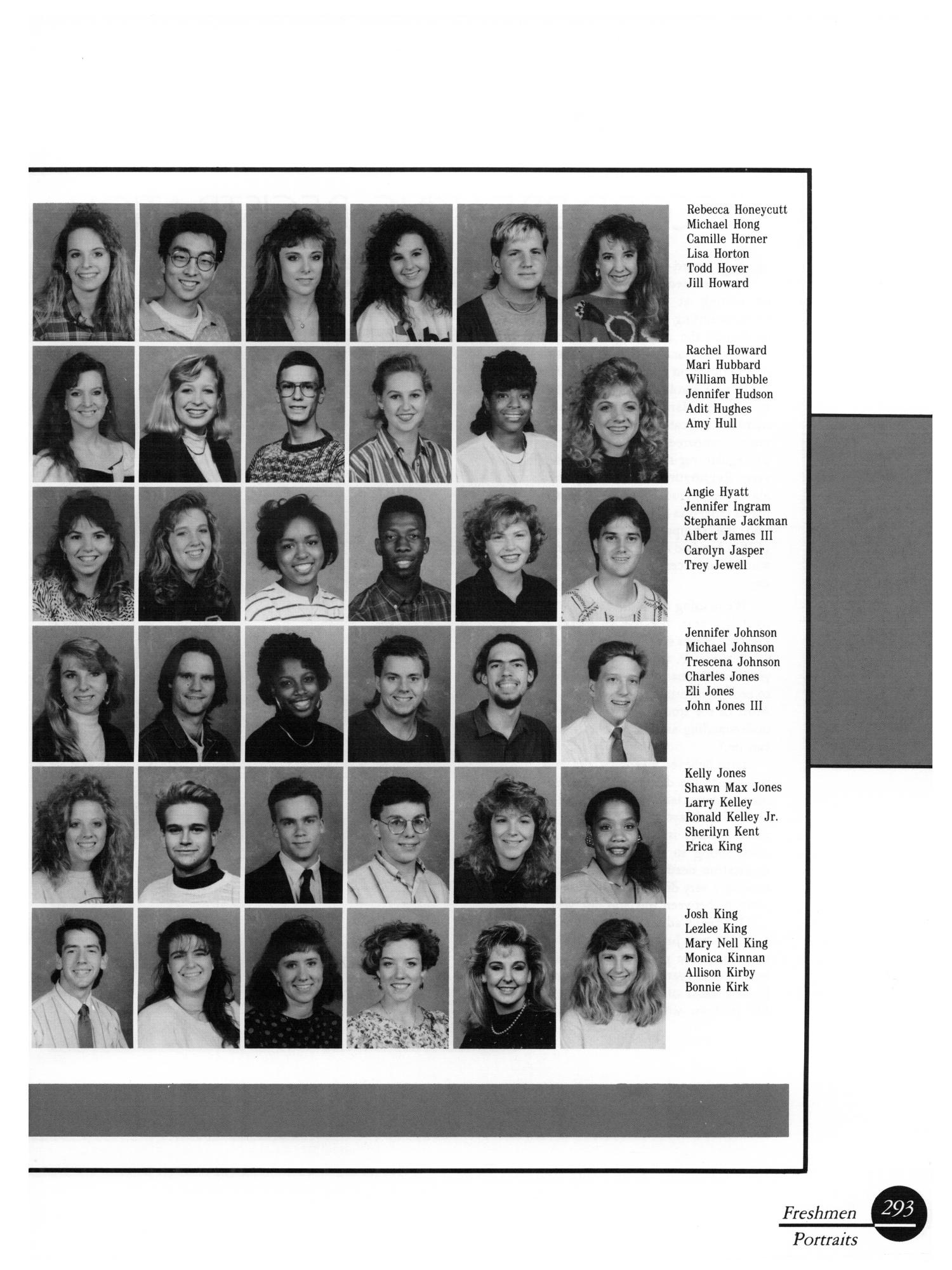 The Aerie, Yearbook of University of North Texas, 1990                                                                                                      293