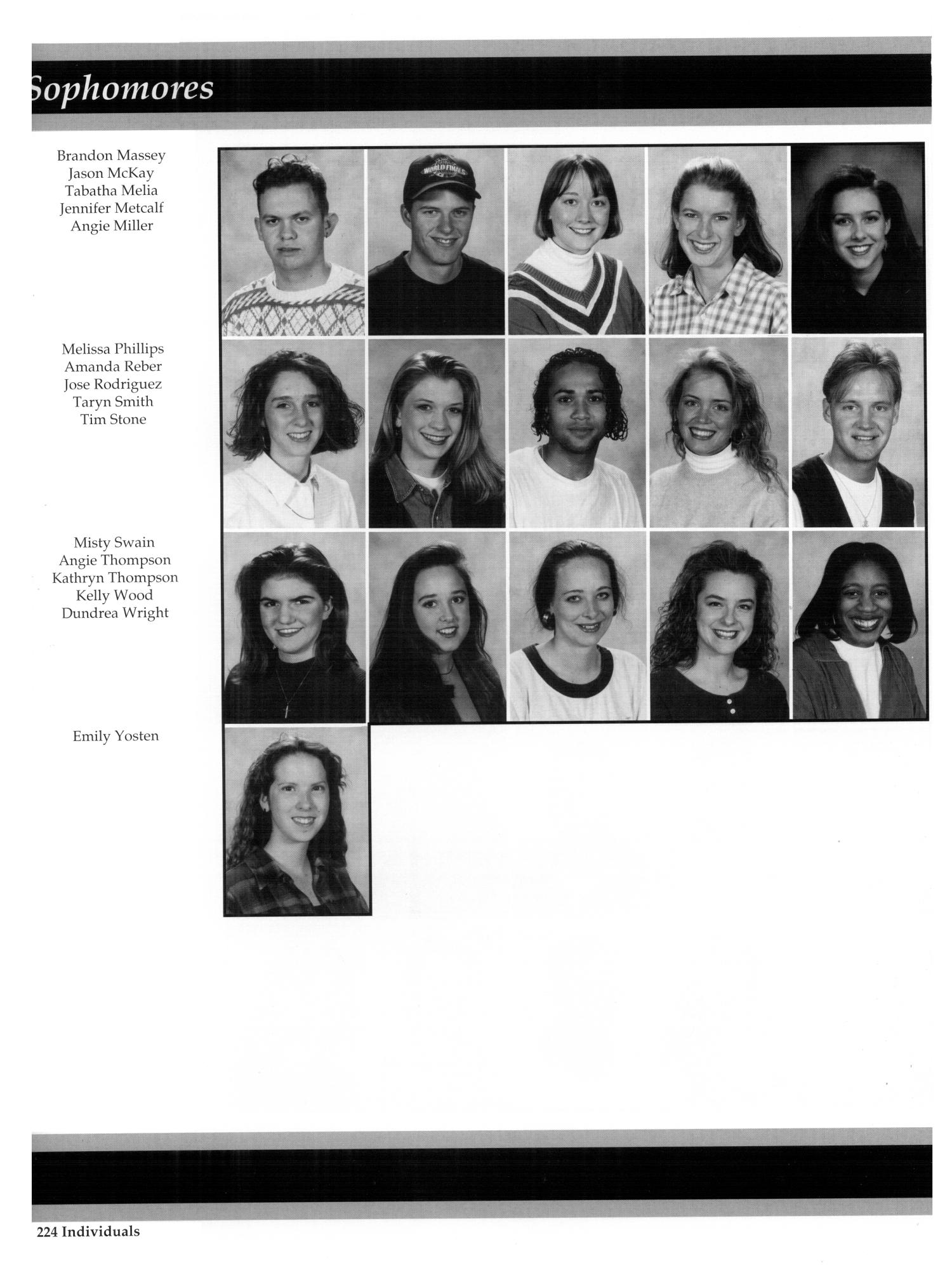 The aerie yearbook of university of north texas 1995 page 44 unt - The Aerie Yearbook Of University Of North Texas 1995 Page 224 Digital Library
