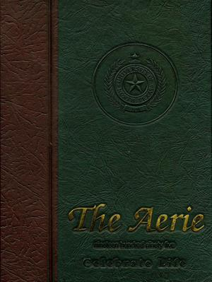 The Aerie, Yearbook of University of North Texas, 1995