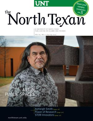 Primary view of object titled 'The North Texan, Volume 65, Number 1, Spring 2015'.