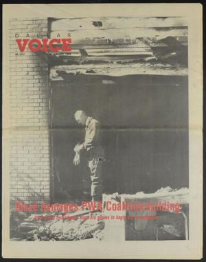 Primary view of object titled 'Dallas Voice (Dallas, Tex.), Vol. 5, No. 31, Ed. 1 Friday, December 2, 1988'.