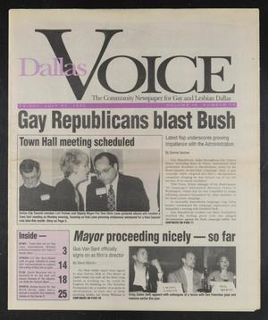 Primary view of object titled 'Dallas Voice (Dallas, Tex.), Vol. 9, No. 14, Ed. 1 Friday, July 31, 1992'.