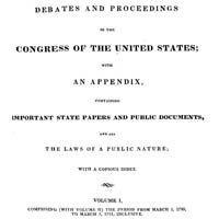 Annals of Congress