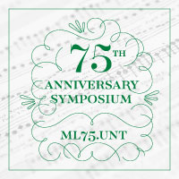 Music Library 75th Anniversary Symposium Collection