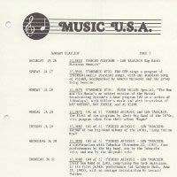 Music Library Conover Collection