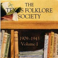 The Texas Folklore Society Collection