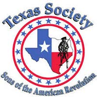 Texas Society, Sons of the American Revolution (TXSSAR) Archive