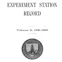 United States Experiment Station Record